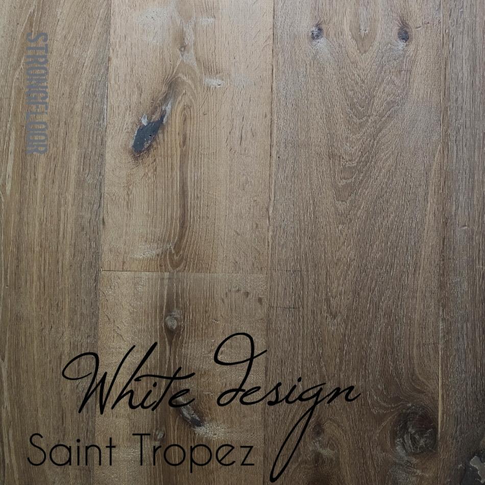 White design Saint Tropez