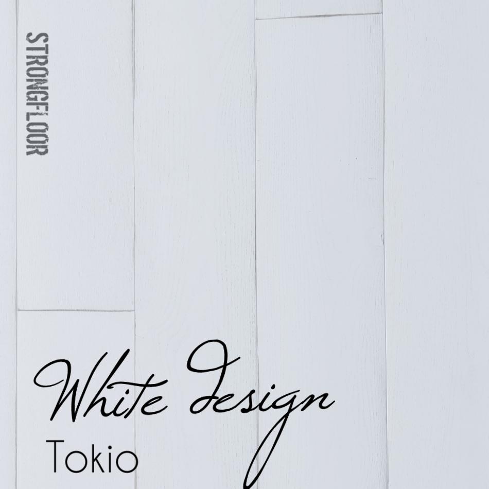 White design Tokio