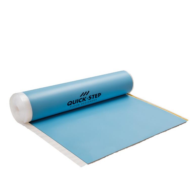 quick step Transitsound ondervloer